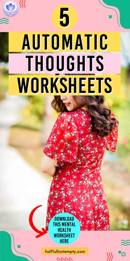 Automatic Thoughts Worksheet (5)
