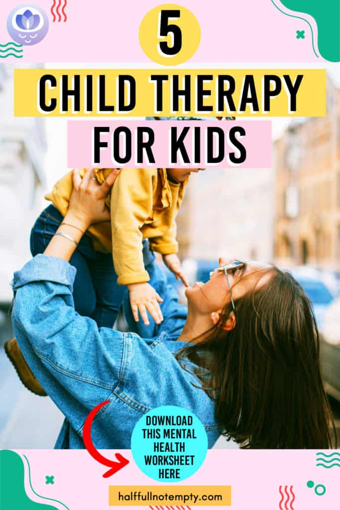 Child Therapy Worksheets (5+)