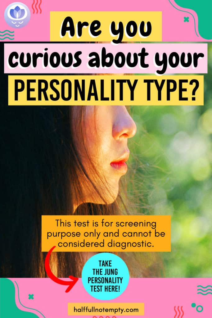 Jung Personality Test (3min)