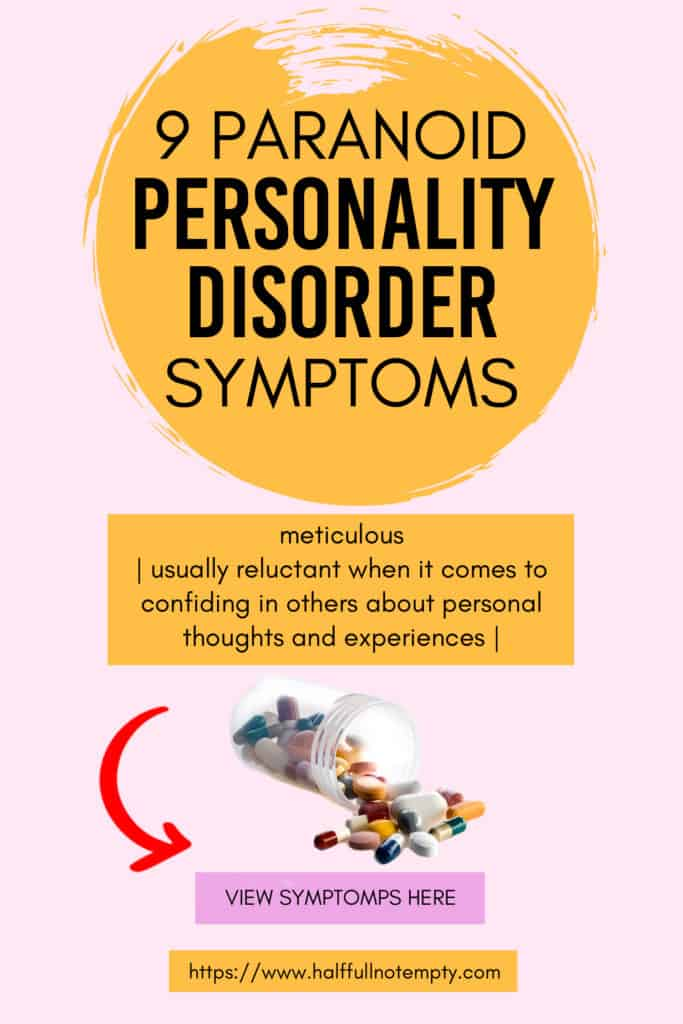 Paranoid Personality Disorder (A guide)