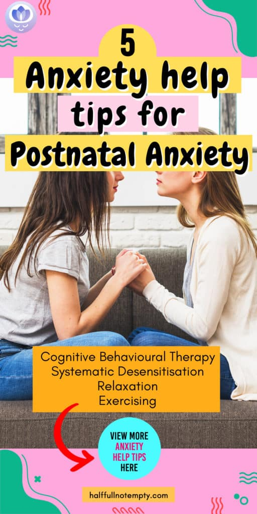 Postnatal Anxiety: (A Complete Guide)