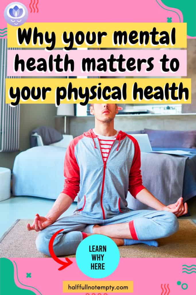 Physical health and mental health (A link?)